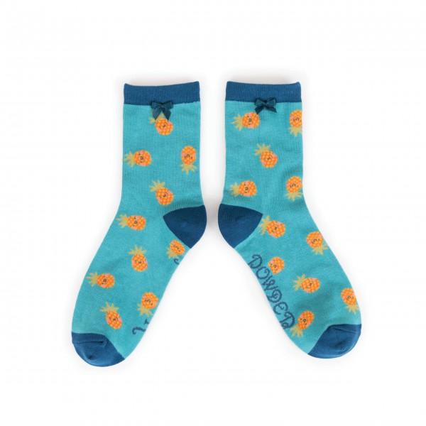"""Damen Socken """"Ananas"""" von Powder"""