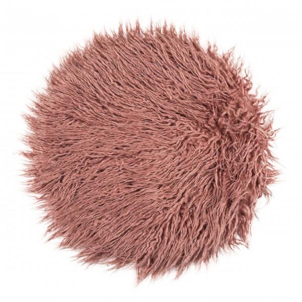 """Sitzkissen """"FLUFFY"""" (Pink)"""