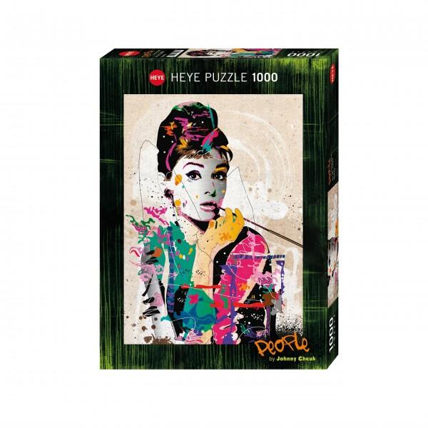 """Puzzle """"Audrey"""" von HEYE"""