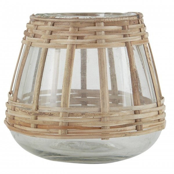 """Ib Laursen Kleiner Teelichthalter """"Bambus"""""""