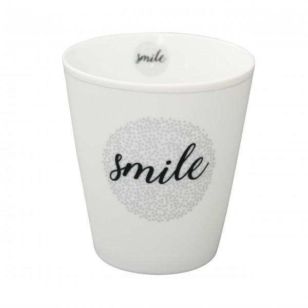 "Krasilnikoff Happy Mug ""Stardust Smile"""