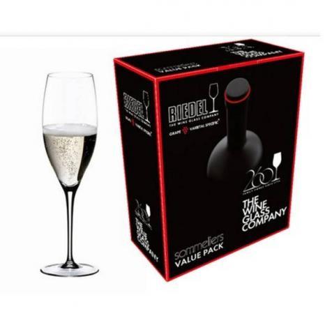 """Riedel Champagner-Glas """"Sommeliers Vintage"""", 2er Set"""