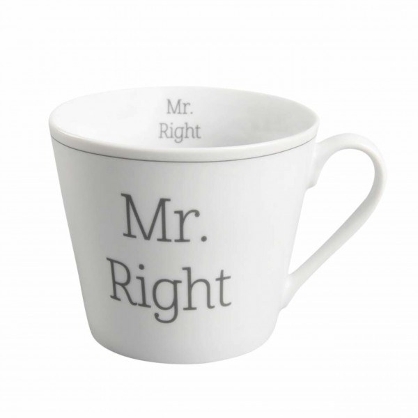 "Krasilnikoff Happy Cup ""Mr Right"""
