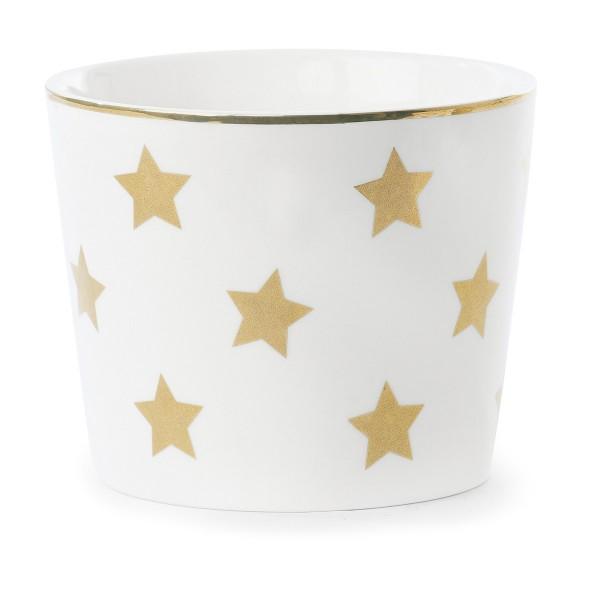Goldene Sterne für himmlischen Genuss - Dessertbecher von Miss Étoile