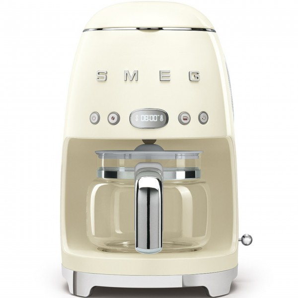 "smeg Filter-Kaffeemaschine ""50's Retro Style"" (Creme)"