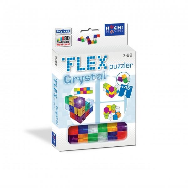 Gesellschaftsspiel Flex Puzzler Crystal von HUCH!