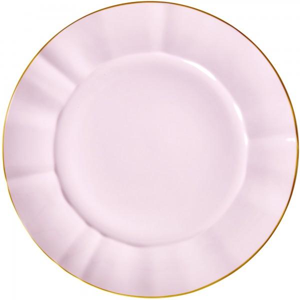 Erfrischend: Porzellanplatte von Rice