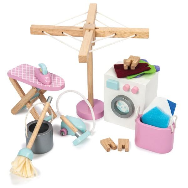 Ein Waschraum für das Puppenhaus