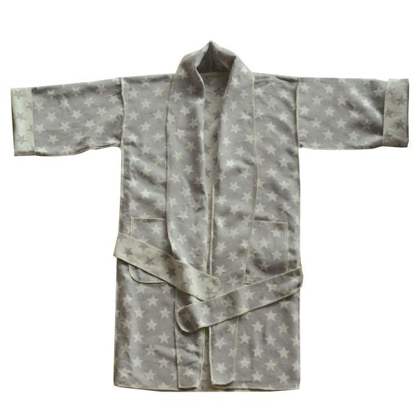 """Fussenegger Kimono """"Sterne"""" L/XL (Grau)"""