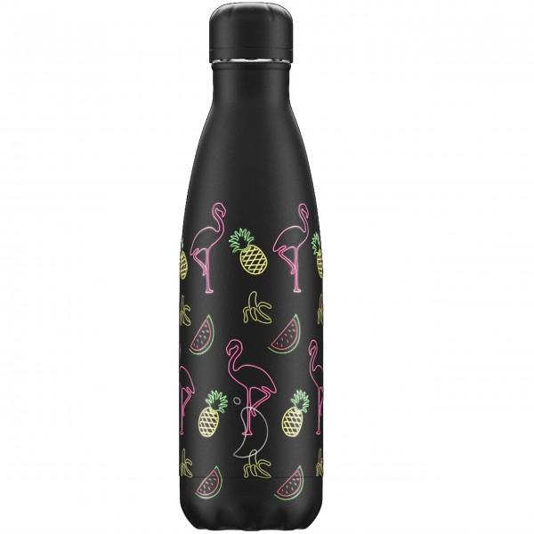 Trendiges Flamingo-Design und ein kaltes Getränk - was gibt es Schöneres?