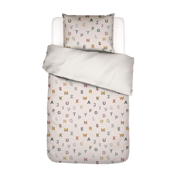 """Covers & Co Kinderbettwäsche """"Alpha-bed - Buchstaben"""""""