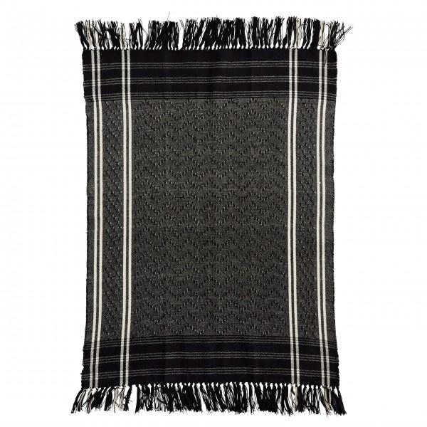 Orientalischer Hamamlook für den Badezimmer-Teppich von Madam Stoltz