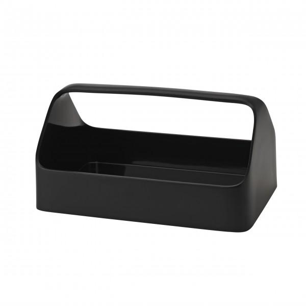 """Stelton Rig-Tig Aufbewahrungsbox """"Handy Box"""" (Schwarz)"""