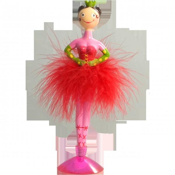 Pylones Kugelschreiber Ballerina (Rosa)