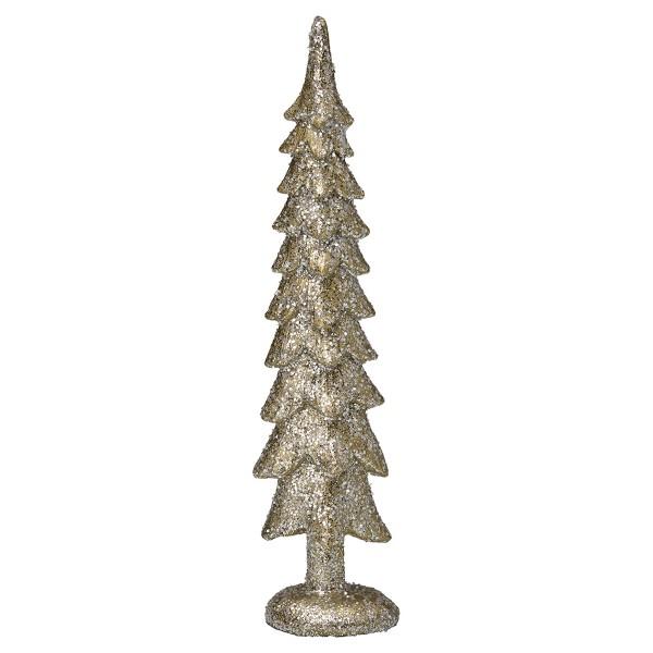 Glanzvoller Solist: Deko-Weihnachtsbaum