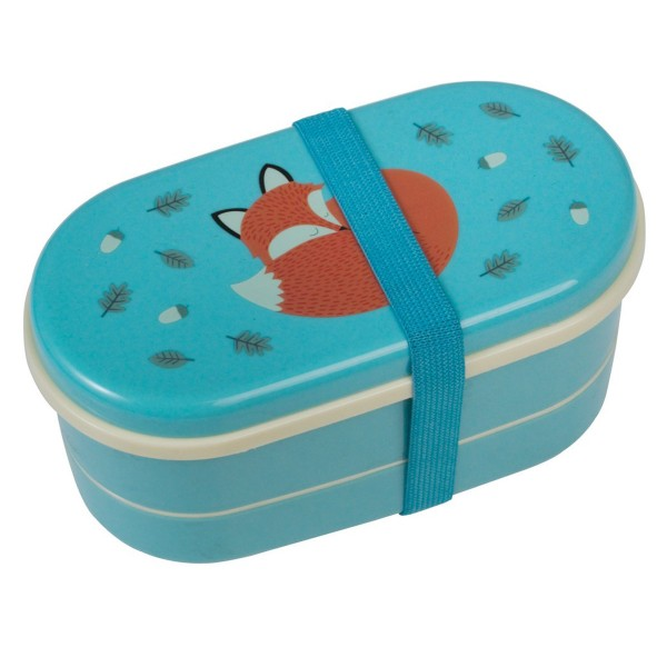 Niedliche Lunchbox im Rusty-Design