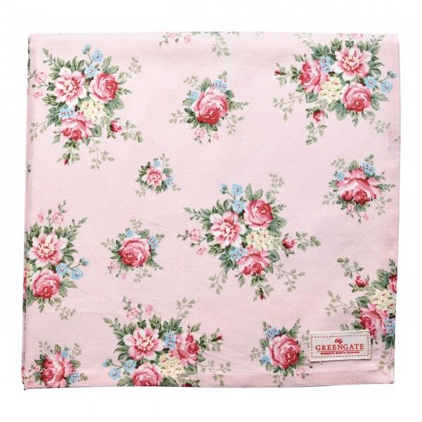 """GreenGate Tischdecke """"Aurelia"""" (Pale Pink)"""