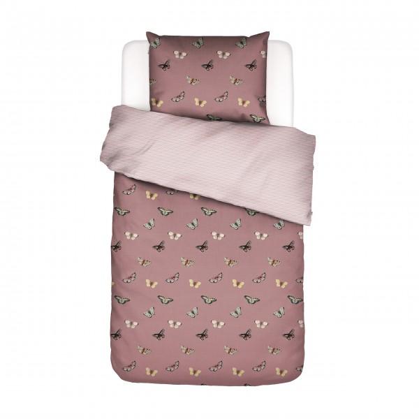 "Covers & Co Wendebettwäsche ""Papillon"" (Pink)"