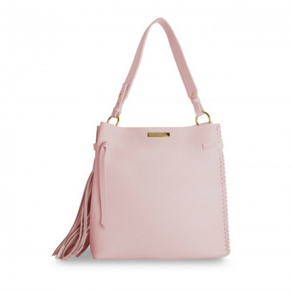 """Handtasche """"Florrie"""" (Rosa) von KATIE LOXTON"""