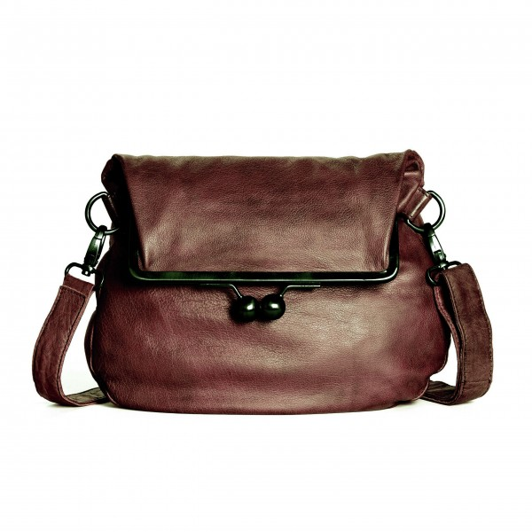 """Sticks and Stones Tasche """"Cannes"""" (Mocca)"""