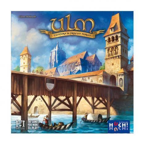 Huch! & friends Ulm Spiel Gesellschaftsspiel, ab 10 Jahren von HUCH!