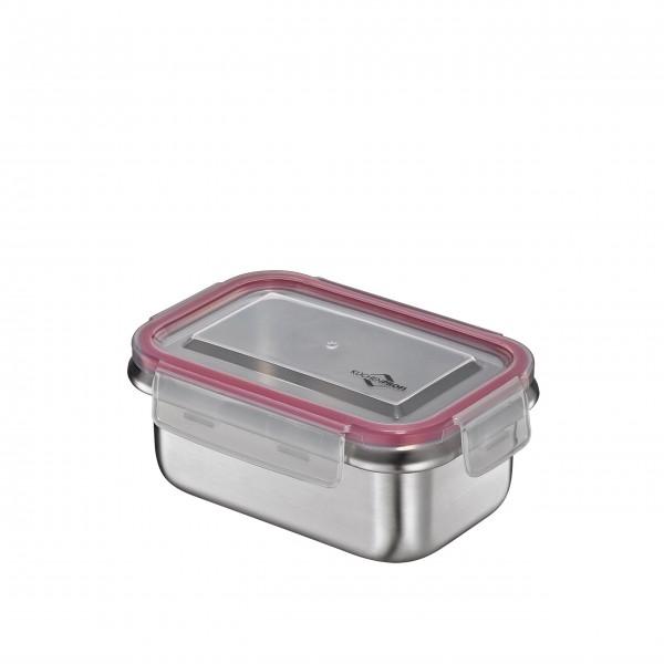 Küchenprofi Lunchbox/Vorratsdose aus Edelstahl - Klein