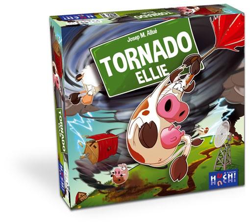 """Familienspiel """"Tornado Ellie"""" von HUCH!"""