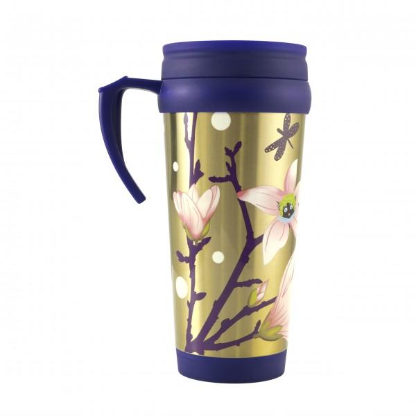 """Pylones Kaffeebecher für Unterwegs """"Magnolia"""""""