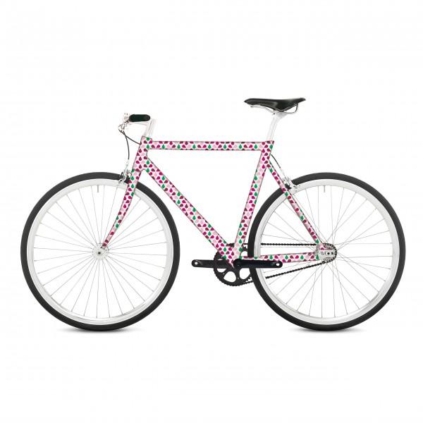 Pimp your bike - Klebefolie für unseren Drahtesel