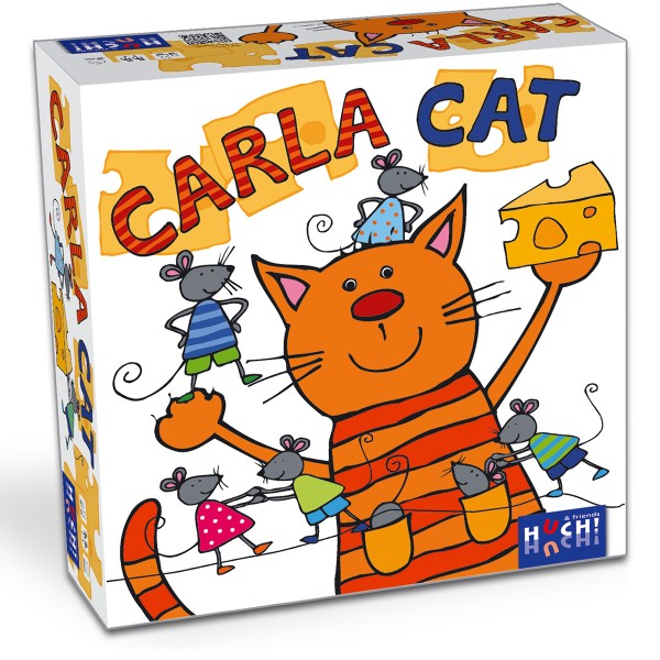 "Kinderspiel ""Carla Cat"""