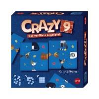 """Legespiel """"Crazy9 Wachtmeister Cats"""" von HEYE"""