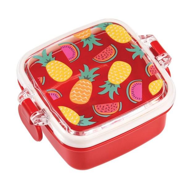 """Nicht nur für freche Früchtchen - Snackdose """"Tropical Fruits"""""""