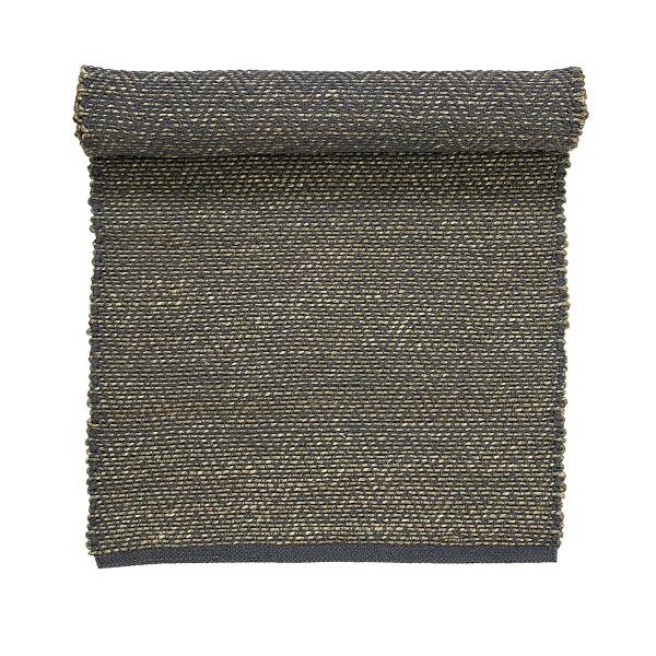 Bloomingville Teppich aus Seegras (Grau)