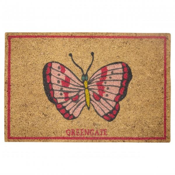 """GreenGate Fußmatte """"Maisie"""" (Pale Pink)"""