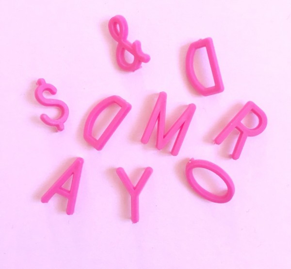 Omm Design Letters