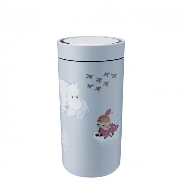 Wundervoller Thermobecher aus der neuen Moomin Kollektion von Stelton
