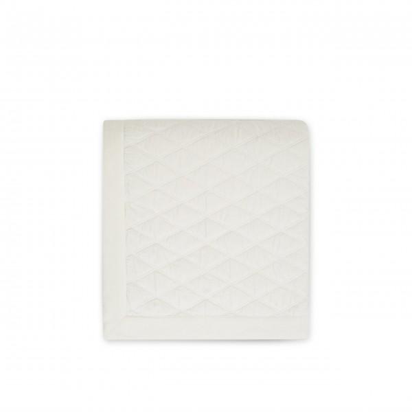 Lexington Quilt aus Baumwoll-Samt - 160x240 cm (Weiß)