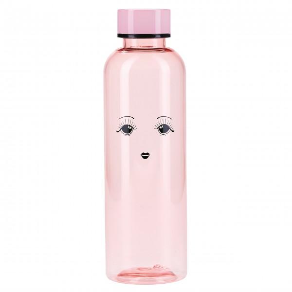 """Miss Étoile Wasserflasche """"Gesicht"""" (Rosa)-4966571-1"""