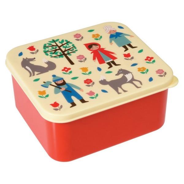 Kleine Brotzeitdose für Schulkinder