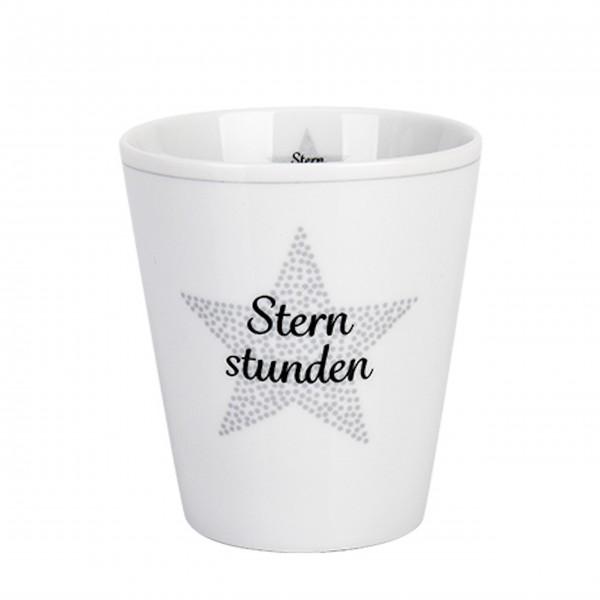 """Krasilnikoff Happy Mug """"Sternstunden"""""""