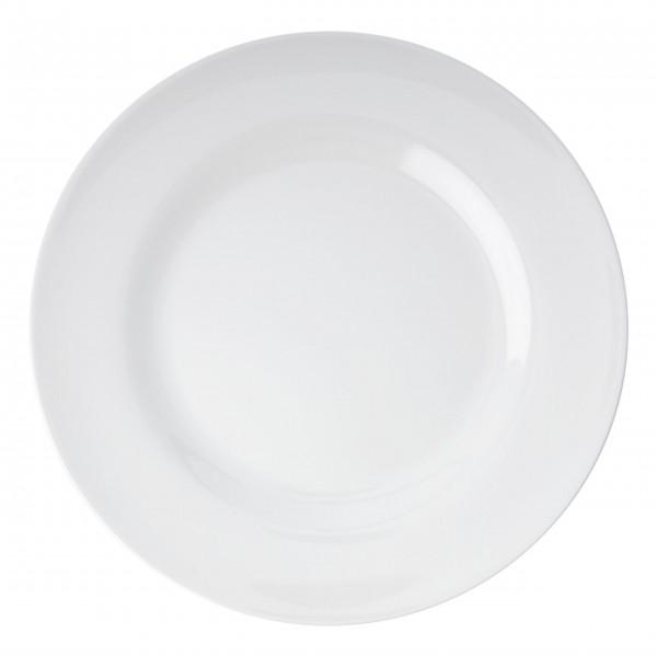 """Rice Melamin Essteller """"White""""-1"""