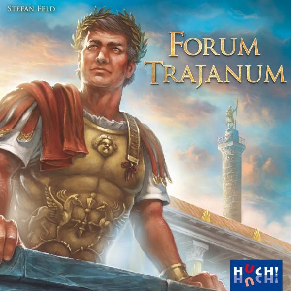 Gesellschaftsspiel Forum Trajanum von HUCH!