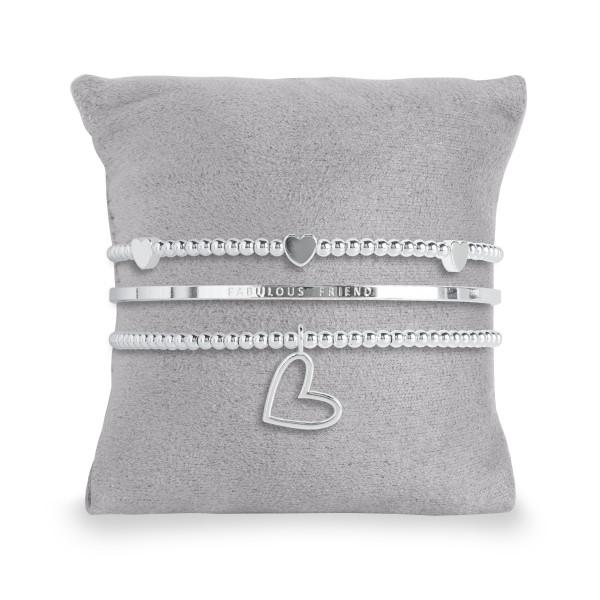 "Armband Set ""Fabulous Friend"" - 3 tlg. von Joma Jewellery"