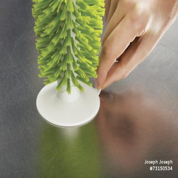 JosephJoseph In-sink Spülbürste Brush-up (Grün)