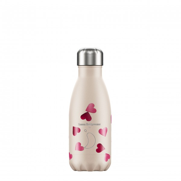"CHILLY'S Bottle Isolierflasche ""Emma Bridgewater-Hearts"" - 250 ml"