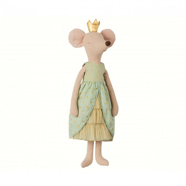 Süße Maileg Mäuseprinzessin im Prinzessinenkleidchen