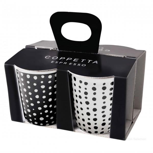"ASA Espressobecher ""COPPETTA"" im 4er-Set"