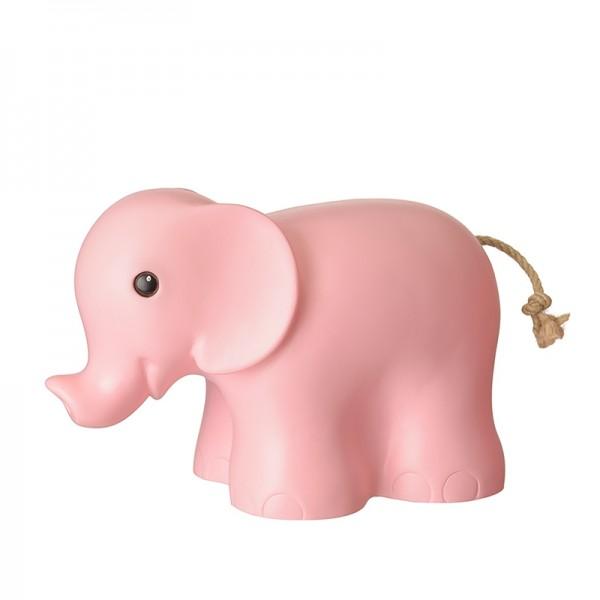 """HEICO Deko Leuchte """"Elefant"""" (Hellrosa)"""