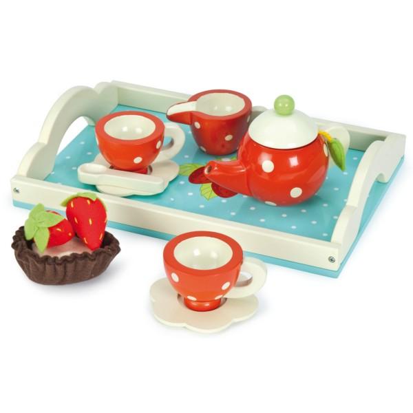 """Holzspielzeug """"Tea-Time"""" im Set"""""""