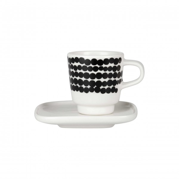 Besonderer Punktelook: Espressotasse von marimekko